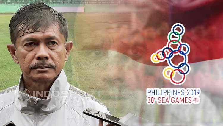 Gemilang bersama Timnas U-23 Indonesia, Indra Sjafri dapat posisi penting di AFC. Copyright: © INDOSPORT