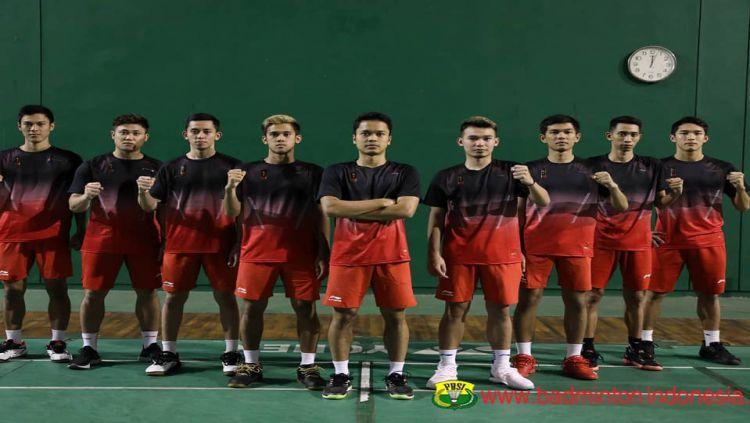 Media asing beberkan cara tim Indonesia menghasilkan atau mencetak banyak talenta hebat di dunia bulutangkis. Copyright: © instagram.com/badminton.ina/