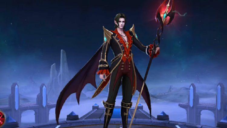 Hero game eSports Mobile Legends, Cecilion, yang bisa spam skill. Copyright: © Mobile Legends