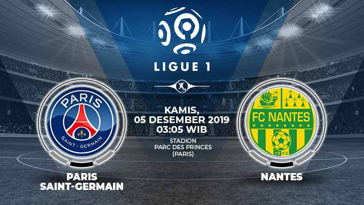 Xem lại PSG vs Nantes highlights & video full match
