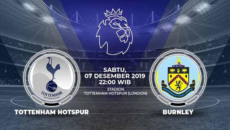 Xem lại Tottenham vs Burnley, Ngoại hạng Anh – 7/12/2019