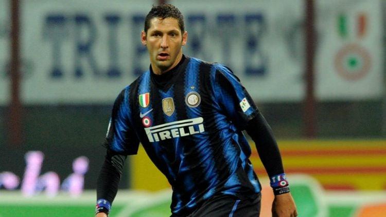 Legenda Inter Milan, Marco Materazzi, senang karena pelatih asal Portugal, Jose Mourinho tidak bergabung dengan AC Milan atau Juventus. Copyright: © Goal Italia
