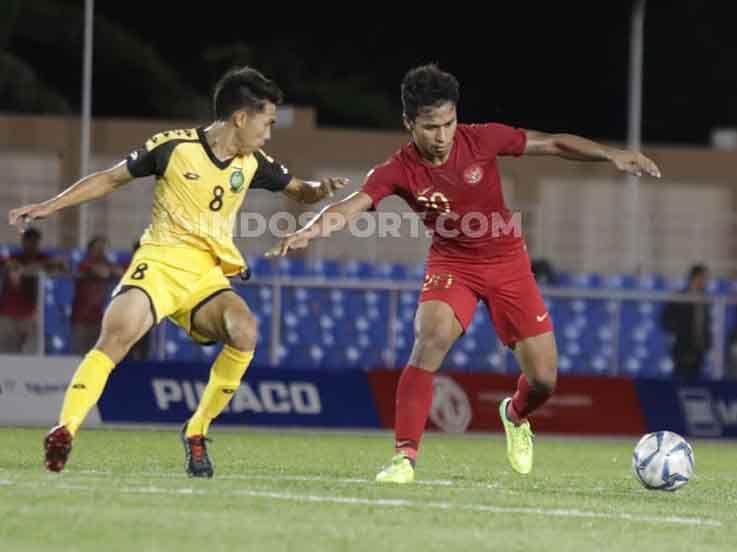 Luar Biasa! Pesona Osvaldo Haay di Timnas Indonesia U-23 Disorot FIFA