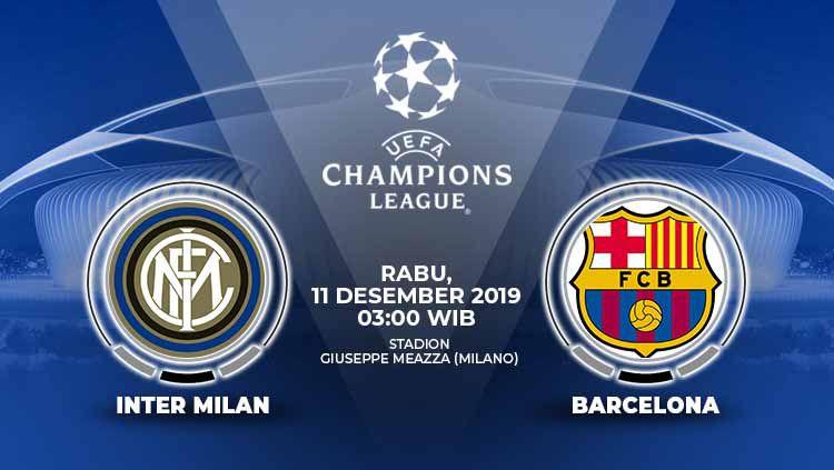 Xem lại Inter Milan vs Barcelona, Champions League – 11/12/2019