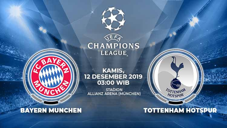 Xem lại Bayern Munich vs Tottenham highlights & video full match