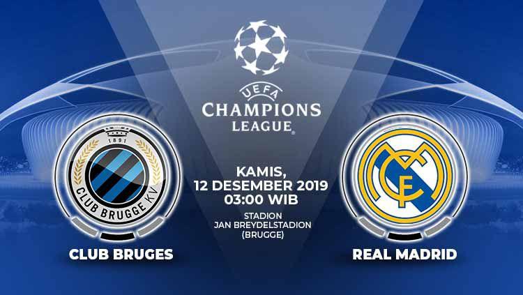 Xem lại Club Brugge vs Real Madrid,