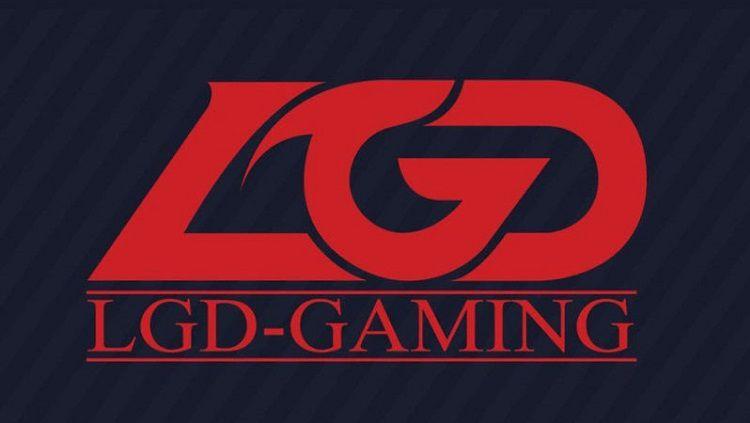 LGD Gaming mengubah logo untuk merayakan hari jadinya yang ke-10. Copyright: © estnn.com