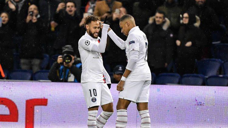 Hasil pertandingan Ligue 1 pekan ke-21 antara Lille vs PSG, Senin (27/01/20) dini hari WIB, di mana Neymar menjadi pahlawan kemenangan. Copyright: © https://twitter.com/PSG_English