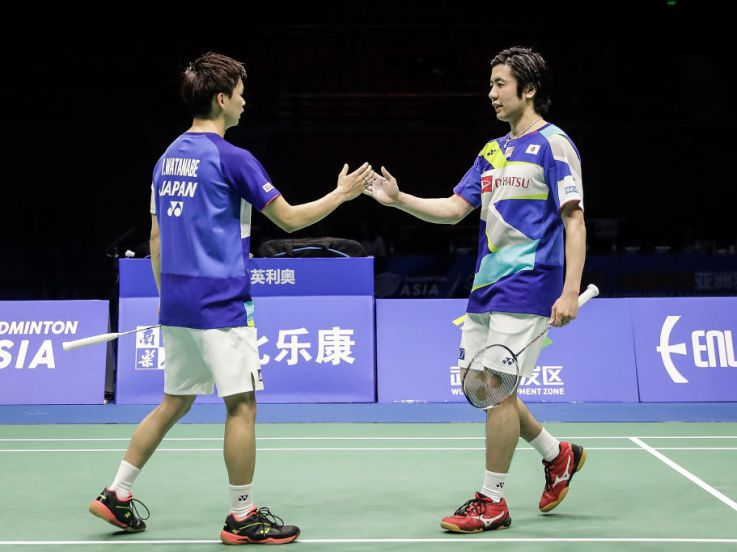 Hasil BWF World Tour Finals 2019: Hajar Wakil Jepang, Kevin/Marcus Lolos ke Semifinal!