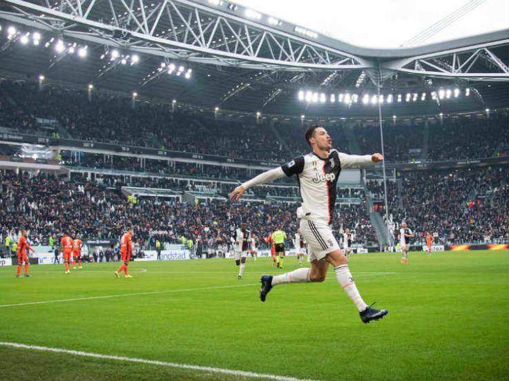 Hasil Pertandingan Serie A Italia Juventus vs Udinese: Ronaldo Belum Habis