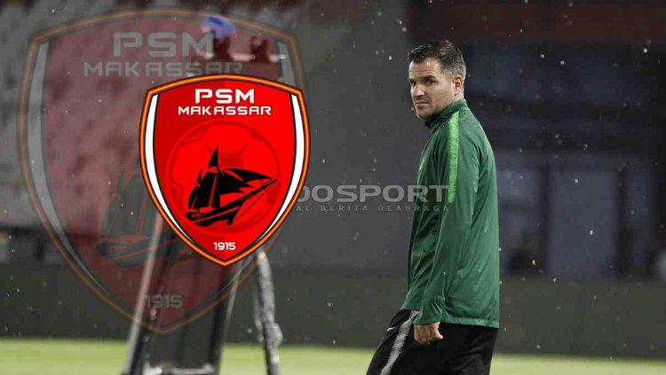 3 Keuntungan PSM Makassar Bila Dilatih Simon McMenemy Copyright: © INDOSPORT