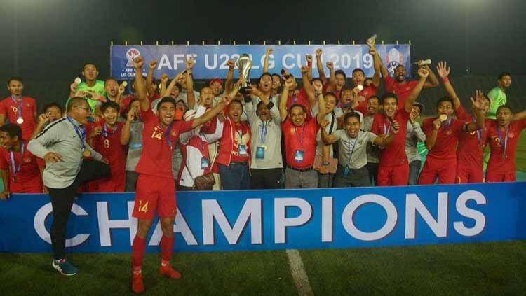 Apa Kabar Para Pahlawan Timnas Indonesia U-22 Usai Juara Piala AFF? Copyright: © kompasbola.com