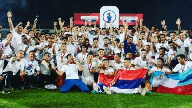 Agen pemain ungkap borok Liga Super Malaysia yang telah terjadi beberapa tahun belakangan. Copyright: © instagram.com/official_sabah_fa/