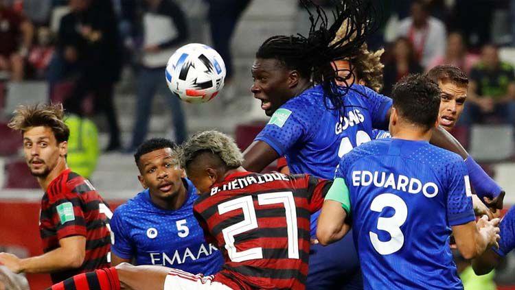 Hasil Piala Dunia Antarklub: Kalahkan Al-Hilal, Flamengo