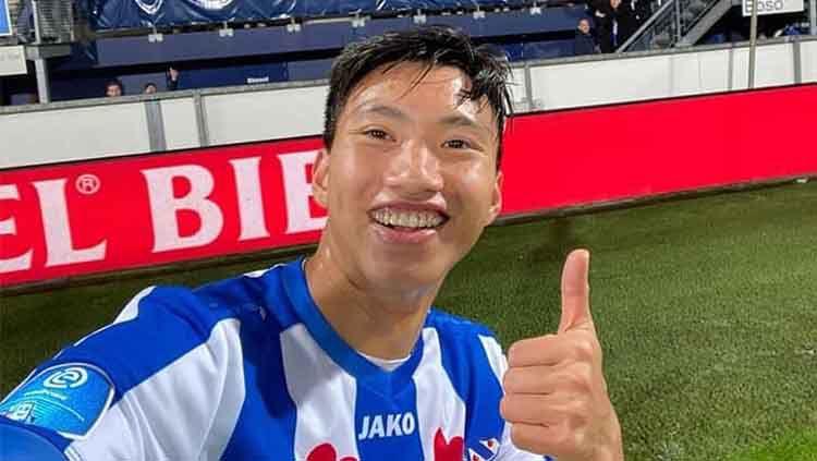 Doan Van Hau pemain Timnas Vietnam yang kini bermain untuk klub Heerenveen. Copyright: © Instagram/@doanvanhau_1904