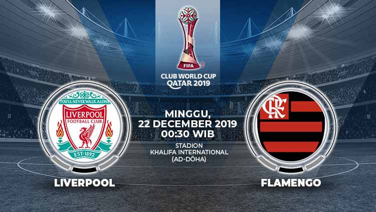 Xem lại Liverpool vs Flamengo, CK FIFA Club World Cup 2019 – 22/12/2019