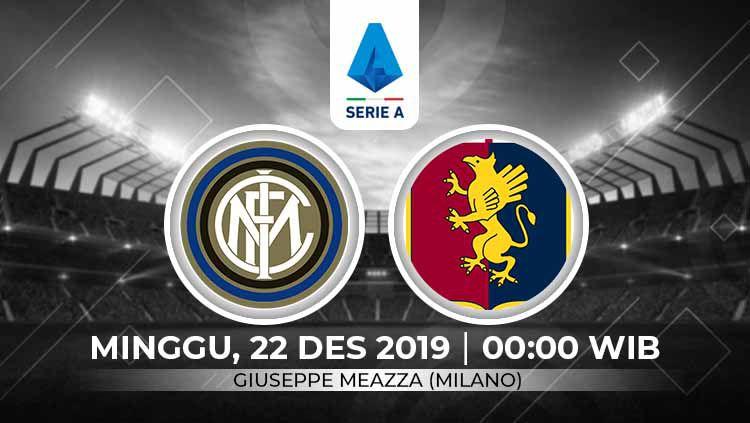 Soi kèo Inter Milan vs Genoa, Serie A - 0h00 ngày 22/12
