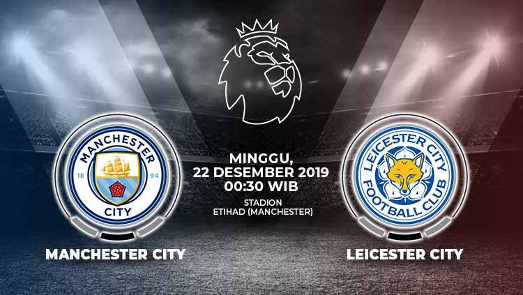 Xem lại Manchester City vs Leicester City highlights & video full match