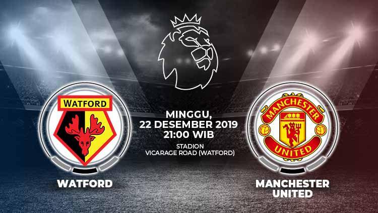 Xem lại Watford vs Man Utd, Ngoại hạng Anh – 22/12/2019