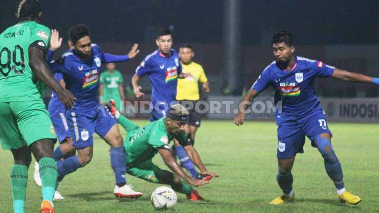 Selama keikutsertaanya di kancah Liga 1, ternyata ada 3 klub yang selalu sukses membuat PSIS Semarang gagal meraih kemenangan. Copyright: © Ronald Seger Prabowo/INDOSPORT