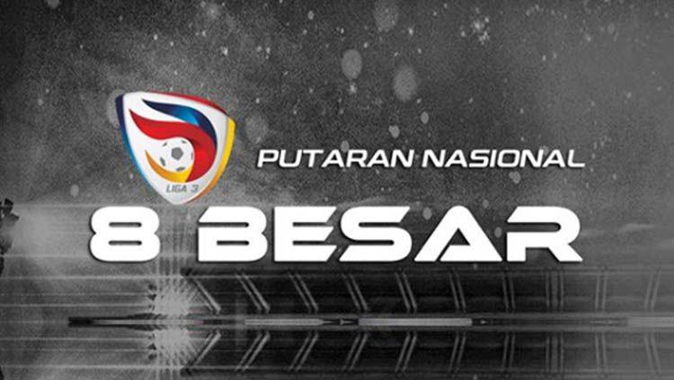 Satgas Anti Mafia Bola Jawa Timur pantau babak 8 besar Liga 3 2019 untuk mewaspadai pengaturan skor pertandingan (match fixing). Copyright: © Instagram/@infoliga3indonesia