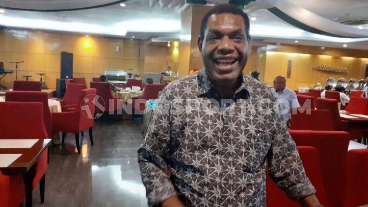 Wakil Ketua Harian PB PON, Yusuf Yambe Yabdi. Copyright: © Sudjarwo/INDOSPORT