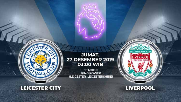 Xem lại Leicester City vs Liverpool, Ngoại hạng Anh – 27/12/2019