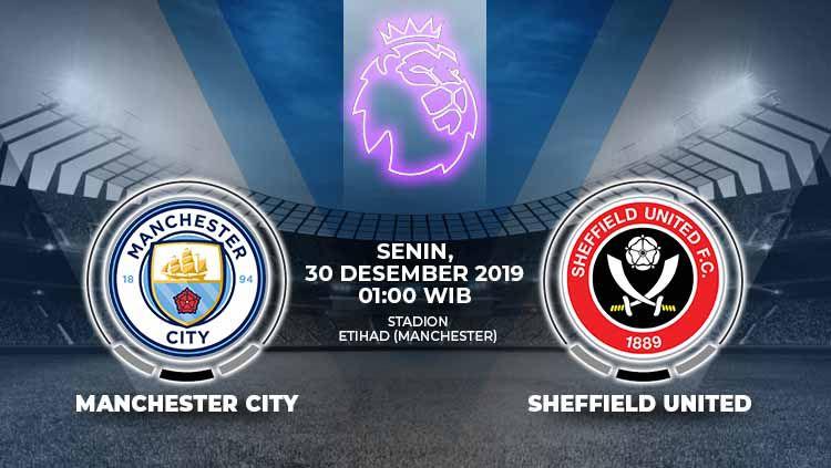 Xem lại Man City vs Sheffield, Ngoại hạng Anh – 30/12/2019