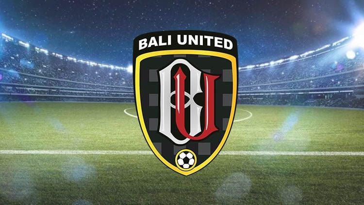 Logo Bali United. Copyright: © adhyasta.com/galerypng.blogsport.com