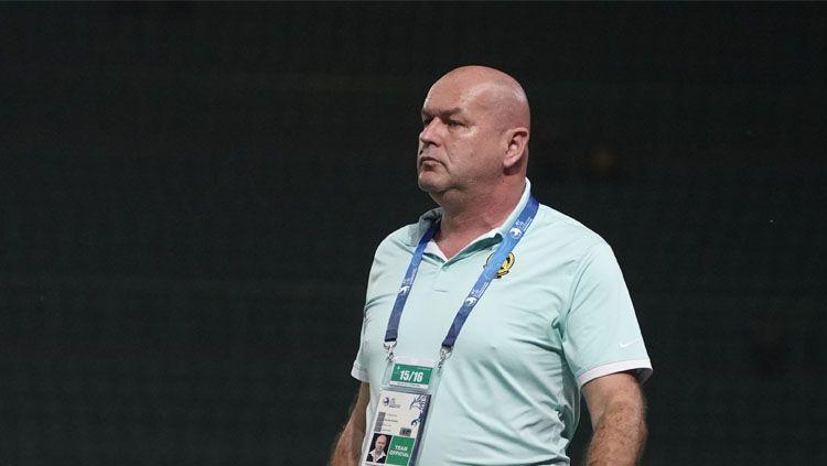Pelatih asal Kroasia, Bojan Hodak, jadi pelatih baru PSM Makassar untuk Liga 1 2020. Copyright: © AFC