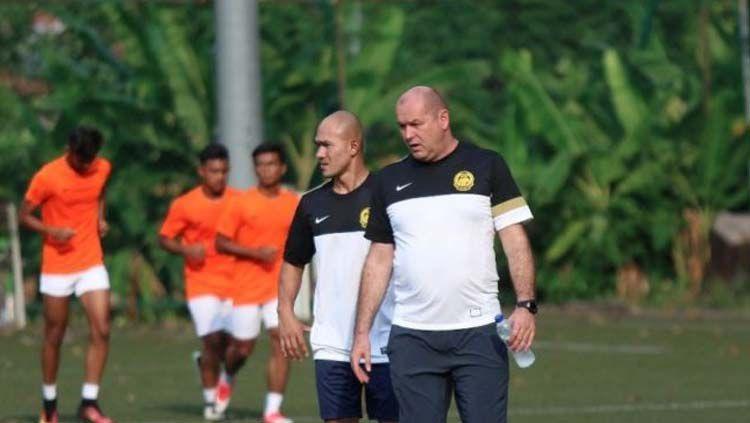 Bojan Hodak memiliki rekam jejak beberapa kali mengalahkan timnas Indonesia jauh sebelum akhirnya ditunjuk menjadi pelatih PSM Makassar untuk Liga 1 2020. Copyright: © Suara