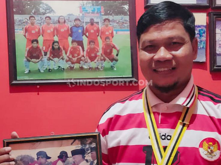 Apa Kabar Slamet Riyadi? Legenda PSMS di Skuat Timnas Indonesia SEA Games 1999