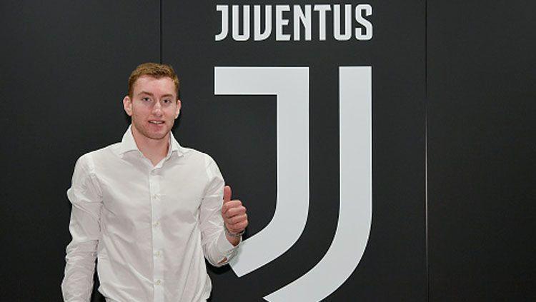Dejan Kulusevski, penggawa anyar klub Serie A Italia, Juventus. Copyright: © Daniele Badolato/GettyImages