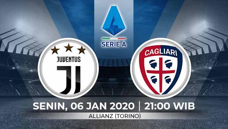 Xem lại Juventus vs Cagliari, Serie A – 06/01/2020