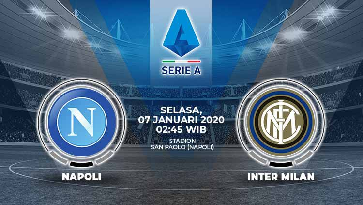 Xem lại Napoli vs Inter Milan,