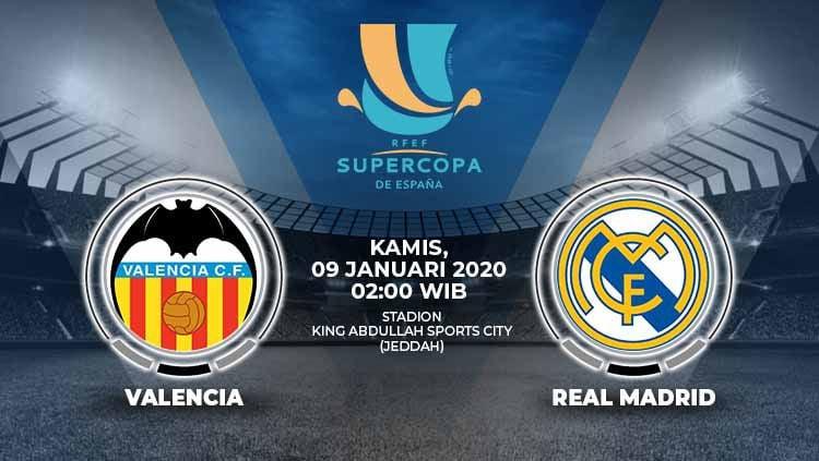 Xem lại Valencia vs Real Madrid,