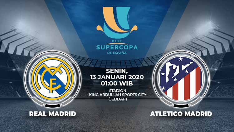 Xem lại Real Madrid vs Atletico Madrid highlights & video full match
