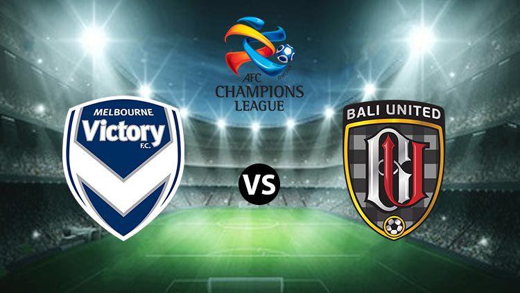 Berikut ada perbedaan mencolok ranking dunia Melbourne Victory dan Bali United yang membuat kedua klub ini bakal bertemu di Liga Champions Asia 2020, Selasa (21/01/20). Copyright: © aliexpress.com/Wikipedia/logofootball.net