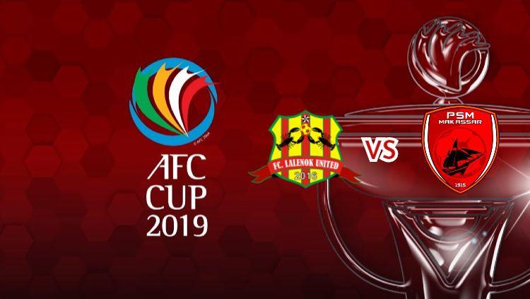 Jadwal pertandingan play off Piala AFC 2020 antara Lalenok United vs PSM Makassar. Copyright: © The AFC Hub/INDOSPORT