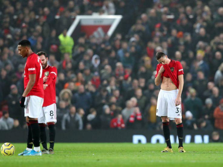 Hasil Pertandingan Liga Inggris Manchester United vs Burnley: Solskjaer Out?