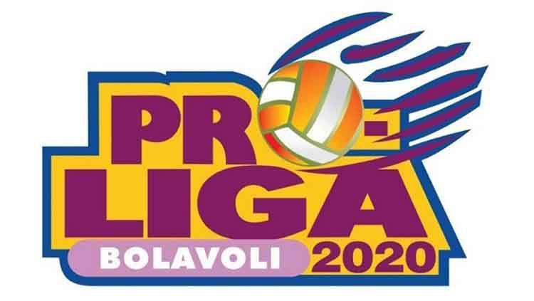 Gara-gara Virus Corona, Final Four Proliga 2020 Bakal Tanpa Penonton. Copyright: © www.dara.co.id