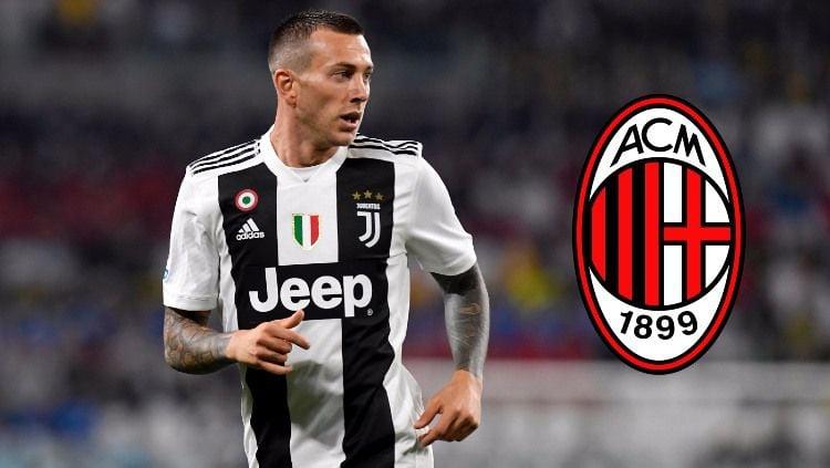 Juventus dan AC Milan dikabarkan sedang di tengah negosiasi untuk tukar pemain antara Lucas Paqueta dan Federico Bernardeschi di bursa transfer musim dingin. Copyright: © juventus.com