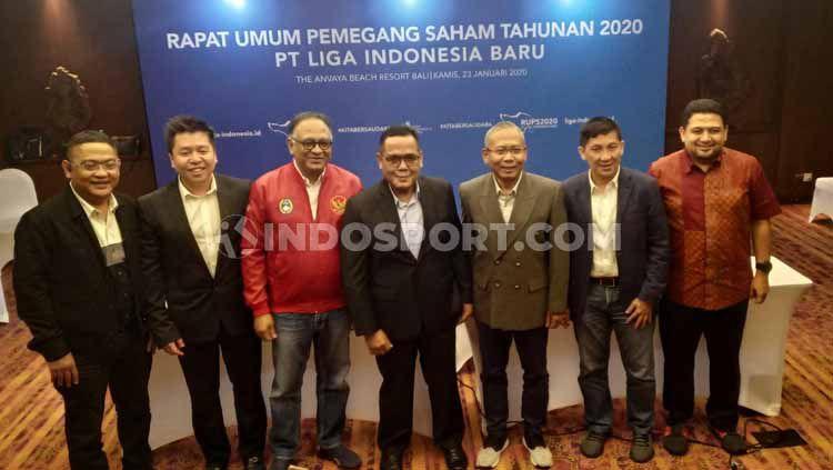 Ketua Umum PSSI, Mochamad Iriawan memastikan Mayjen (Purn) TNI Sonhadji akan menjadi pemimpin baru Komite Wasit PSSI. Copyright: © Nofik Lukman Hakim/INDOSPORT