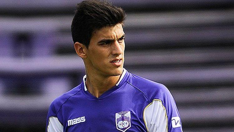 Matias Malvino di Defensor Sporting.