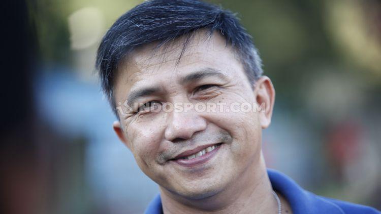 Pembina Persija Jakarta, Ardhi Tjahjoko akan persiapan Persija jelang kompetisi Liga 1 musim 2020. Copyright: © Herry Ibrahim/INDOSPORT
