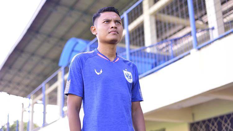 PSIS Semarang resmi merekrut mantan pemain Persebaya Surabaya yakni Fandi Eko Utomo jelang Liga 1 2020. Copyright: © Ofisial PSIS