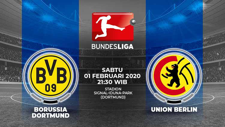Dortmund Vs Union Berlin
