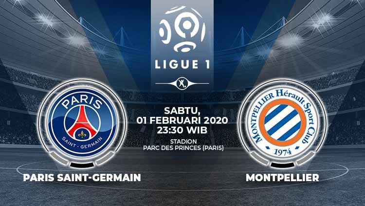 Xem lại PSG vs Montpellier highlights, 01/02/2020
