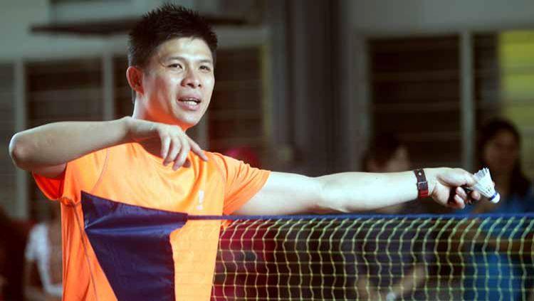 Direktur Pelatih BAM Wong Choong Hann mengatakan hanya ada satu pemain yang bisa menjadi ancaman serius untuk wakil Malaysia, Anthony Ginting? Copyright: © theStar
