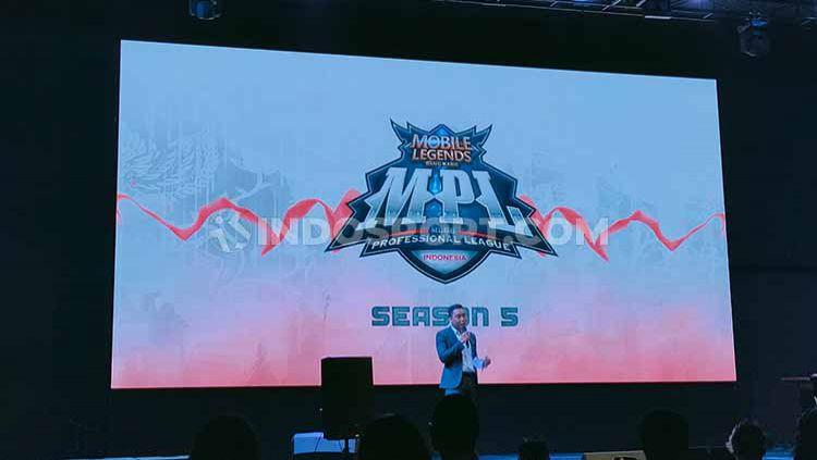 Tak lebih dari satu bulan lagi, turnamen eSports Mobile Legends Professional League (MPL) Indonesia season 6 resmi digelar. Copyright: © Martin Gibsian/INDOSPORT